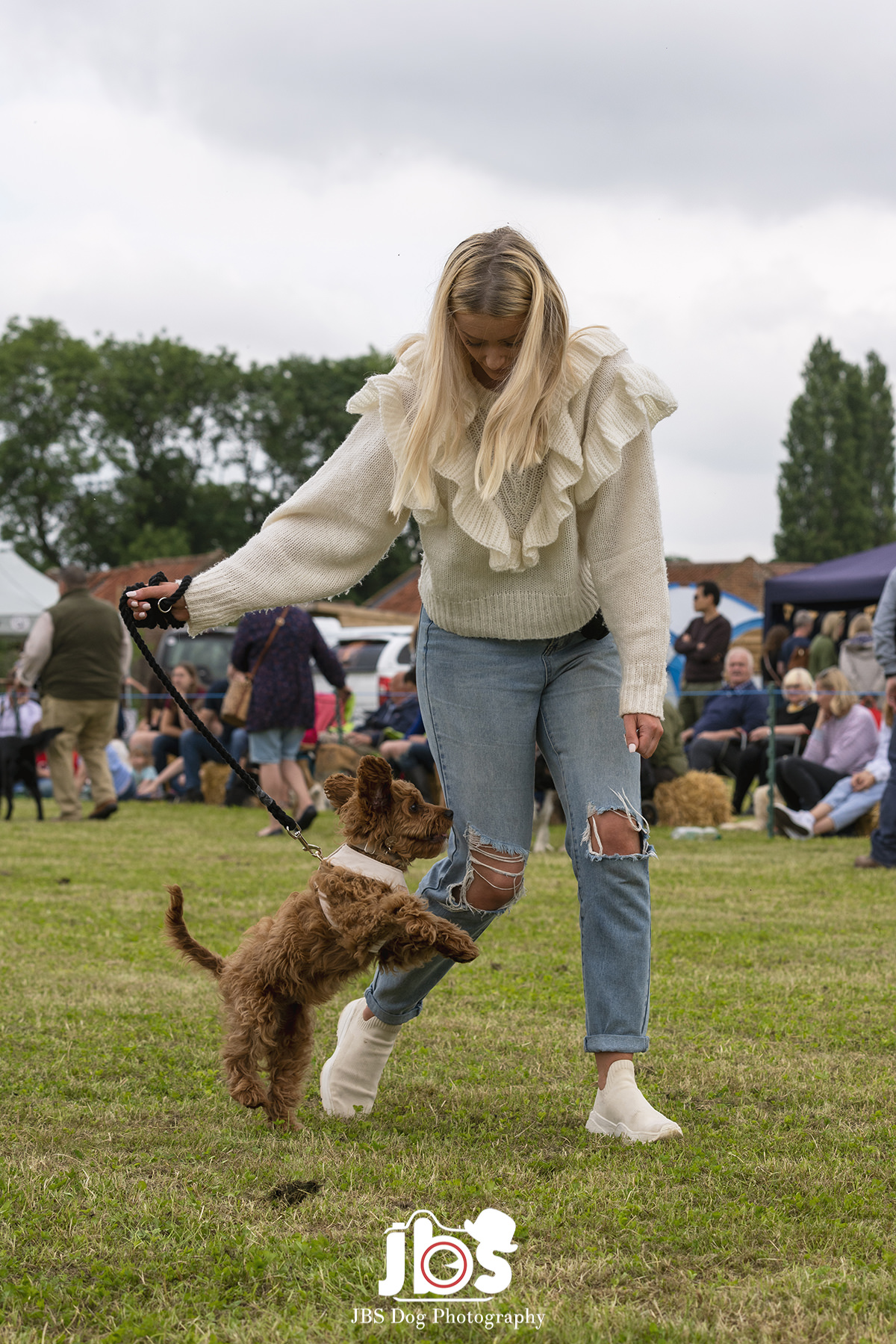 Dog Show Best Mover